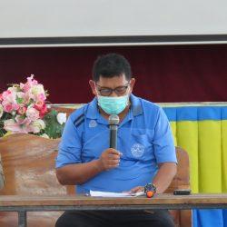 การประชุมคณะทำงานเฝ้าระวังและแก้ไขปัญหาโรคติดเชื้อไวรัสโคโรนา 2019 (COVID-19)