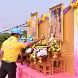 โครงการจิตอาสาพระราชทานเนื่องในวันที่ระลึกพระบาทสมเด็จพระพุทธเลิศหล้านภาลัย